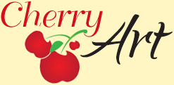 Cherry Art Logo