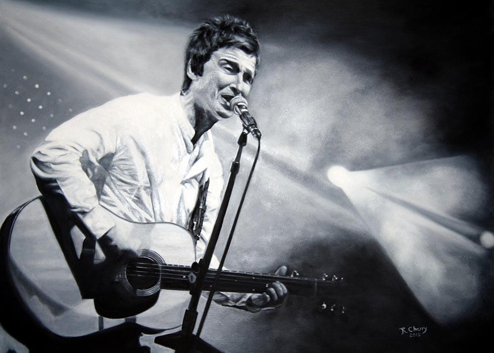 Noel Gallagher Nikon 1