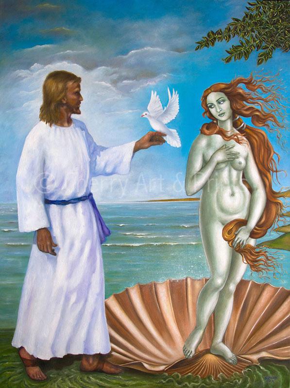 the-birth-of-madonna